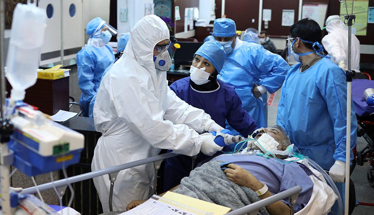 آمار فوتی های کرونا در ایران امروز 29 شهریورماه