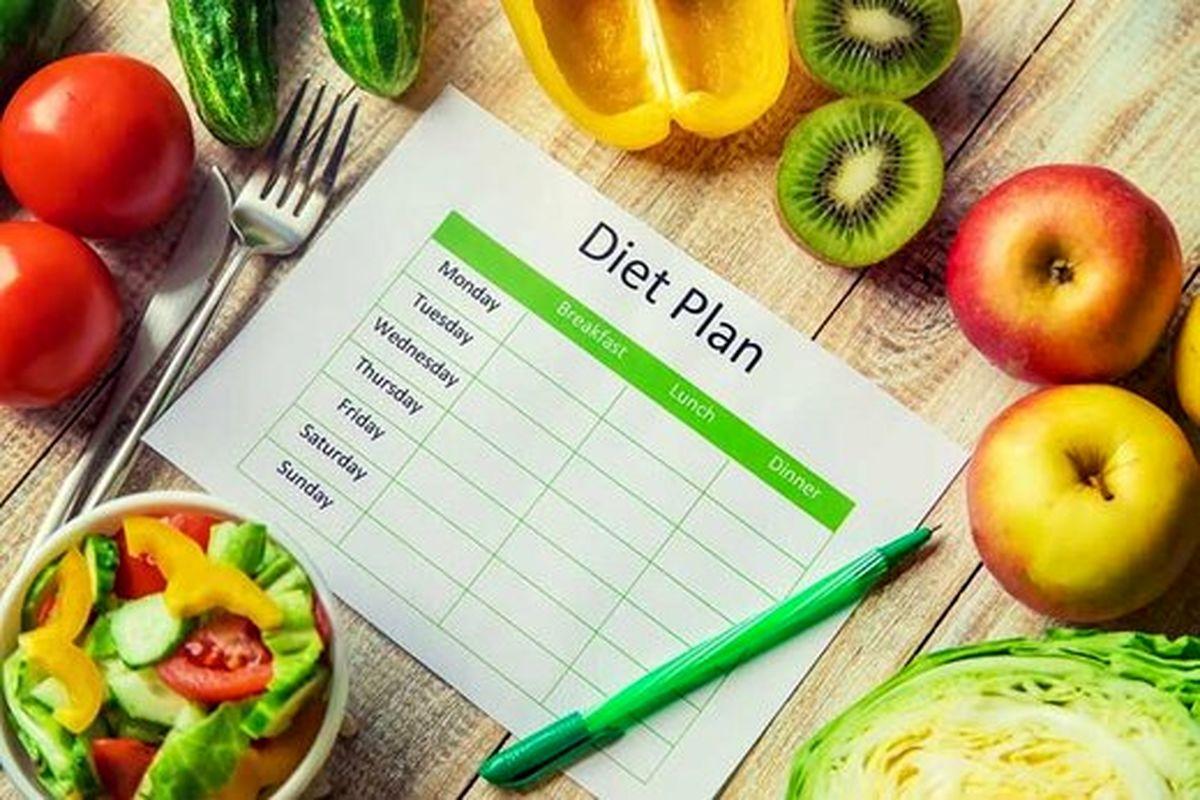 بهترین رژیم غذایی بهمراه فواید آن برای شما