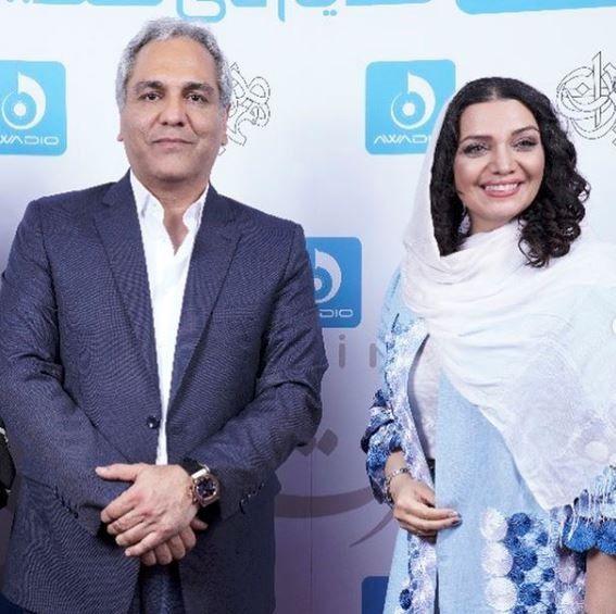 مهران مدیری|جنجال ماجرای رونمایی از همسرش + عکس و بیوگرافی