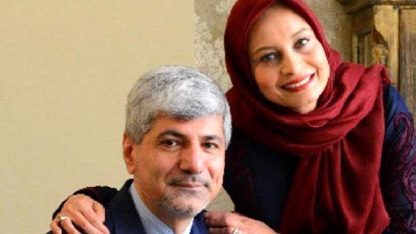 اولین گفتگوی مریم کاویانی بعد از ازدواج با رامین مهمان پرست + فیلم