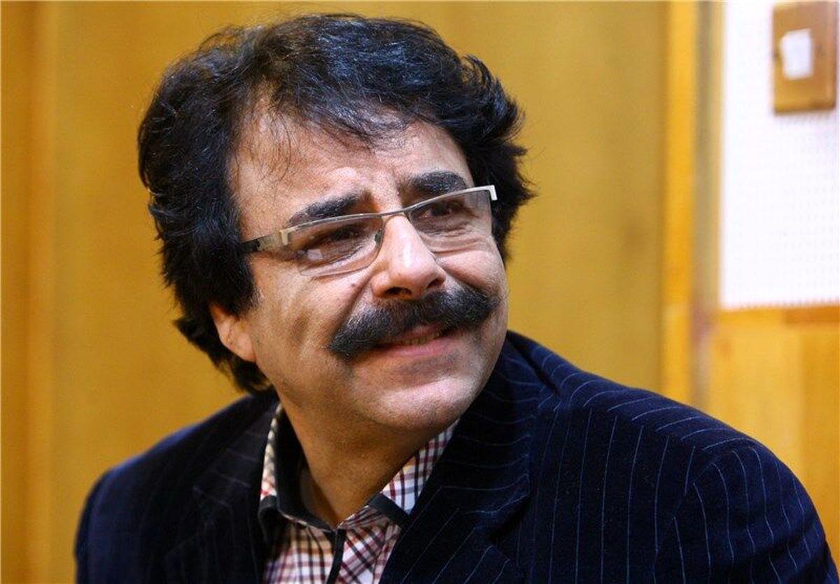 حرفهای علیرضا افتخاری درباره احمدی نژاد در برنامه مهران مدیری+ فیلم