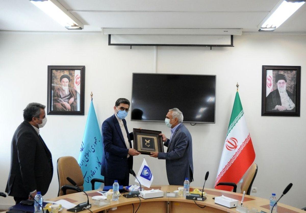 وزیر تعاون، کار و رفاه اجتماعی از مدیرعامل گروه صنعتی ایران خودرو قدردانی کرد