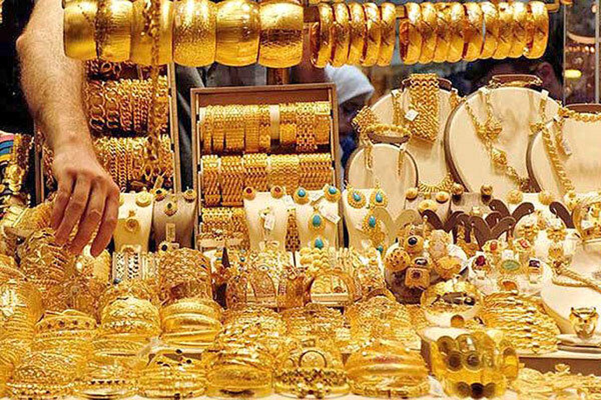 قیمت طلا و سکه امروز 31 شهریورماه   قیمت طلا افزایش یافت