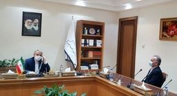 پیگیری های مدیرعامل سازمان منطقه آزاد انزلی جهت تسریع در اجرای پروژههای زیرساختی ملی از طریق مقامات کشور