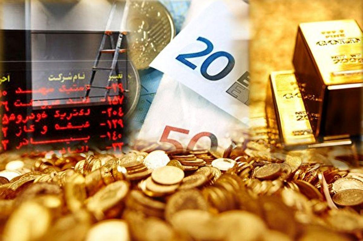 ریزش نرخ ارز و طلا در پی شیوع ویروس کرونا + جزئیات