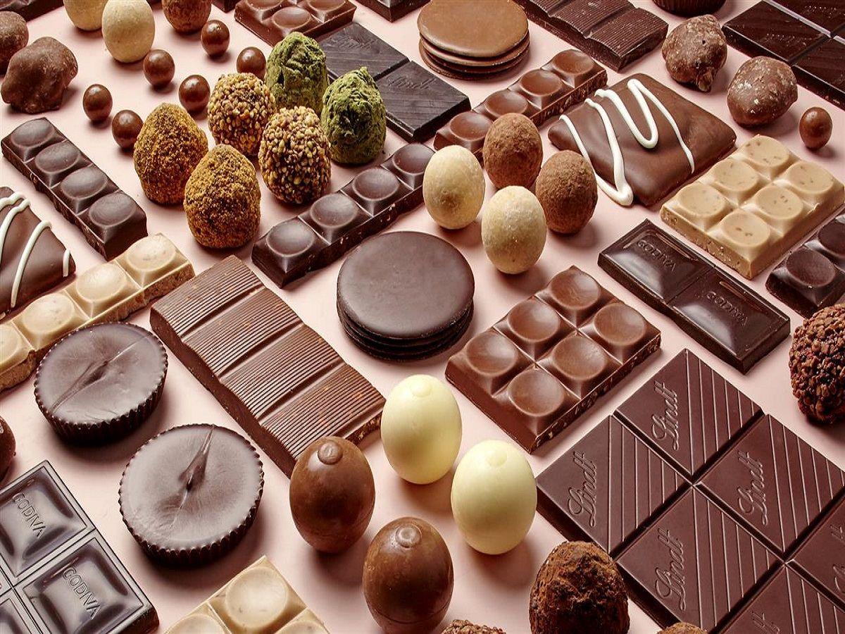 خطرات مصرف زیاد شکلات