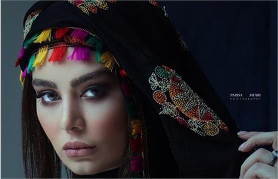 عکس لورفته از سحر قریشی در کنار بدل رونالدو جنجالی شد + عکس