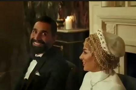 هادی کاظمی و سمانه پاکدل ازدواج کردند + عکس و فیلم عروسی و نحوه آشنایی و بیوگرافی