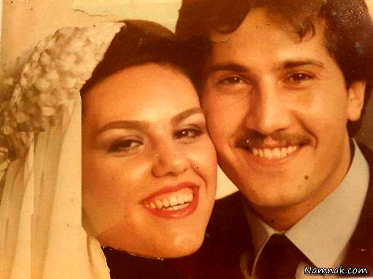 تصاویر مراسم ازدواج افسانه چهره آزاد + عکس