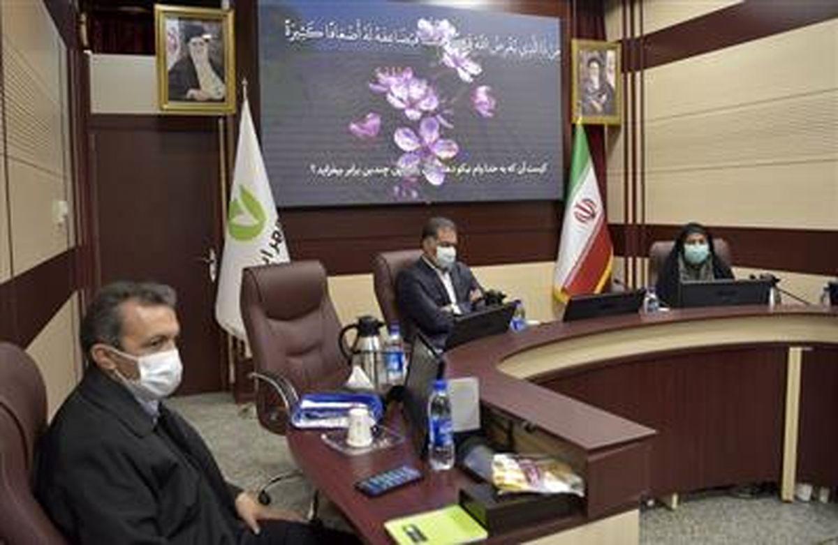 برگزاری نشست هماندیشی مدیرعامل بانک مهر ایران با نمایندگان مجلس