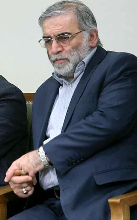 (تصویر) ترور محسن فخری زاده از دانشمندان هسته ای موشکی کشور