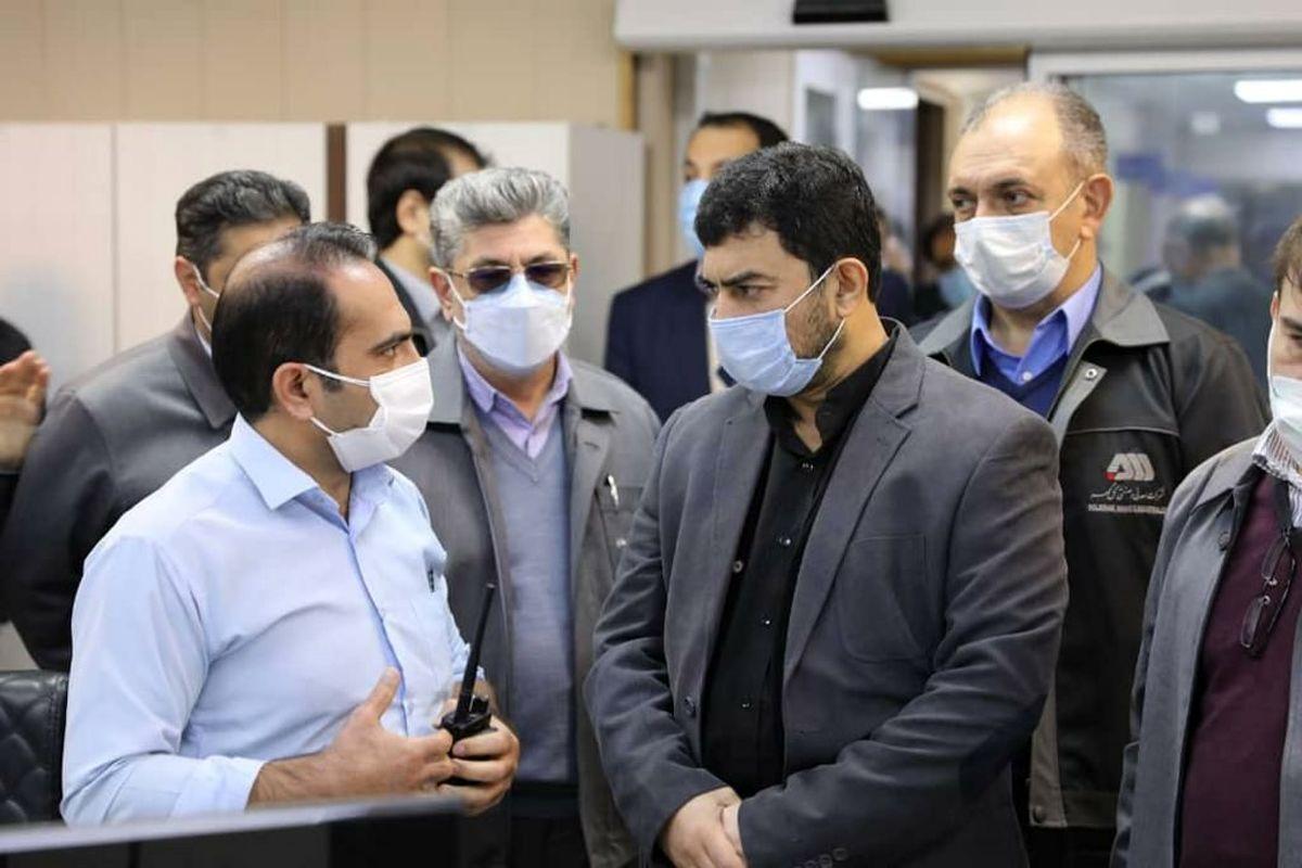 گلگهر میتواند در صنعتی شدن ایران پیشرو شود
