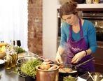 رابطه ی خطرناک آشپزی و پوست بانوان