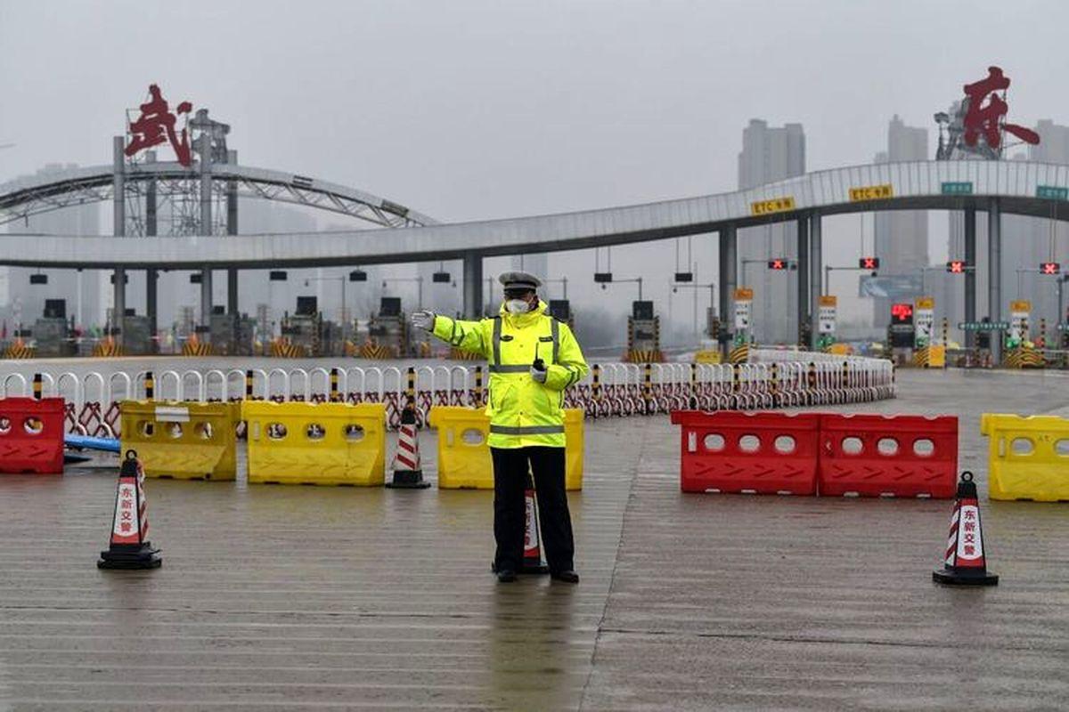 قرنطینه یک منطقه جدید در چین + جزئیات