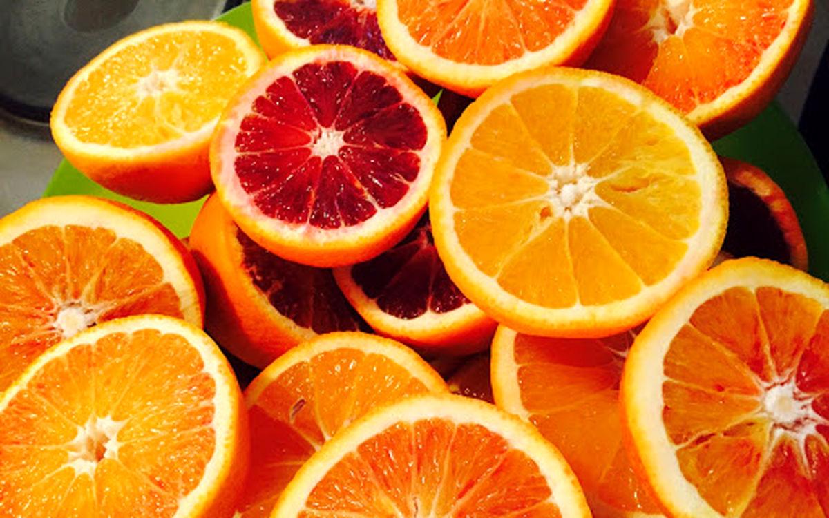 برای رفع استرس این میوه را بو کنید