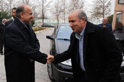 واکنش وزیر ورزش به استعفای تاج