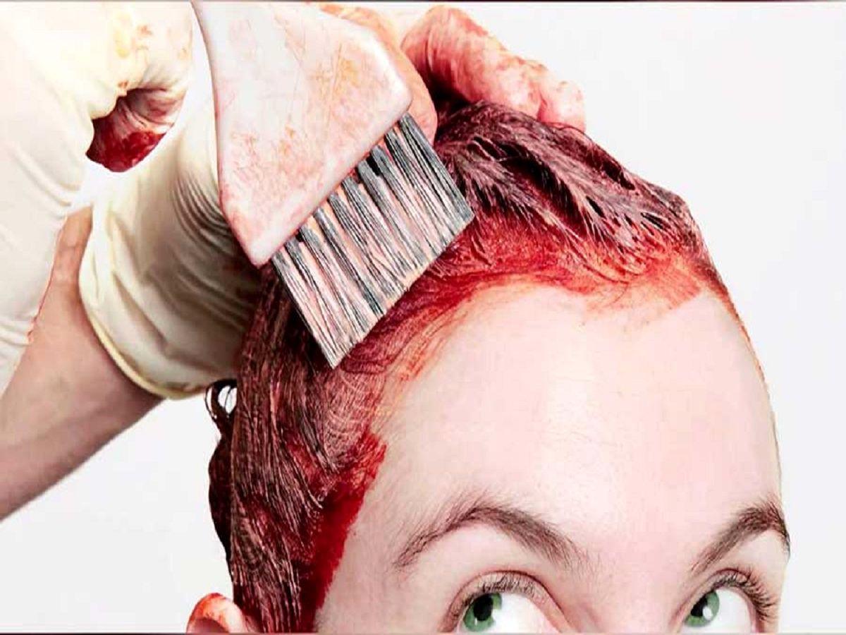 جزئیات  ابتلا به سرطان  توسط رنگ مو