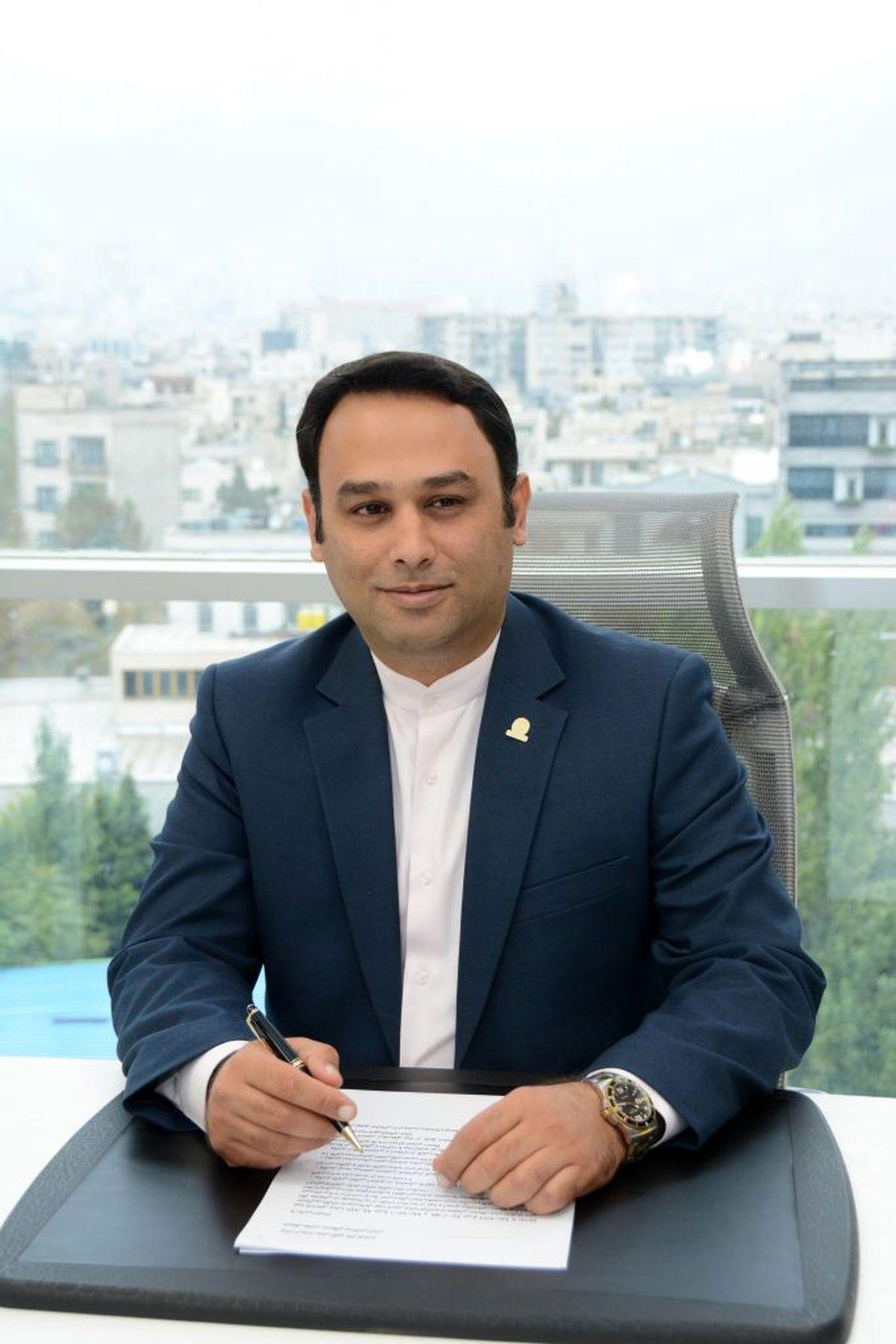 مدیرعاملی نیما نوراللهی برای بیمه تجارت نو تمدید شد