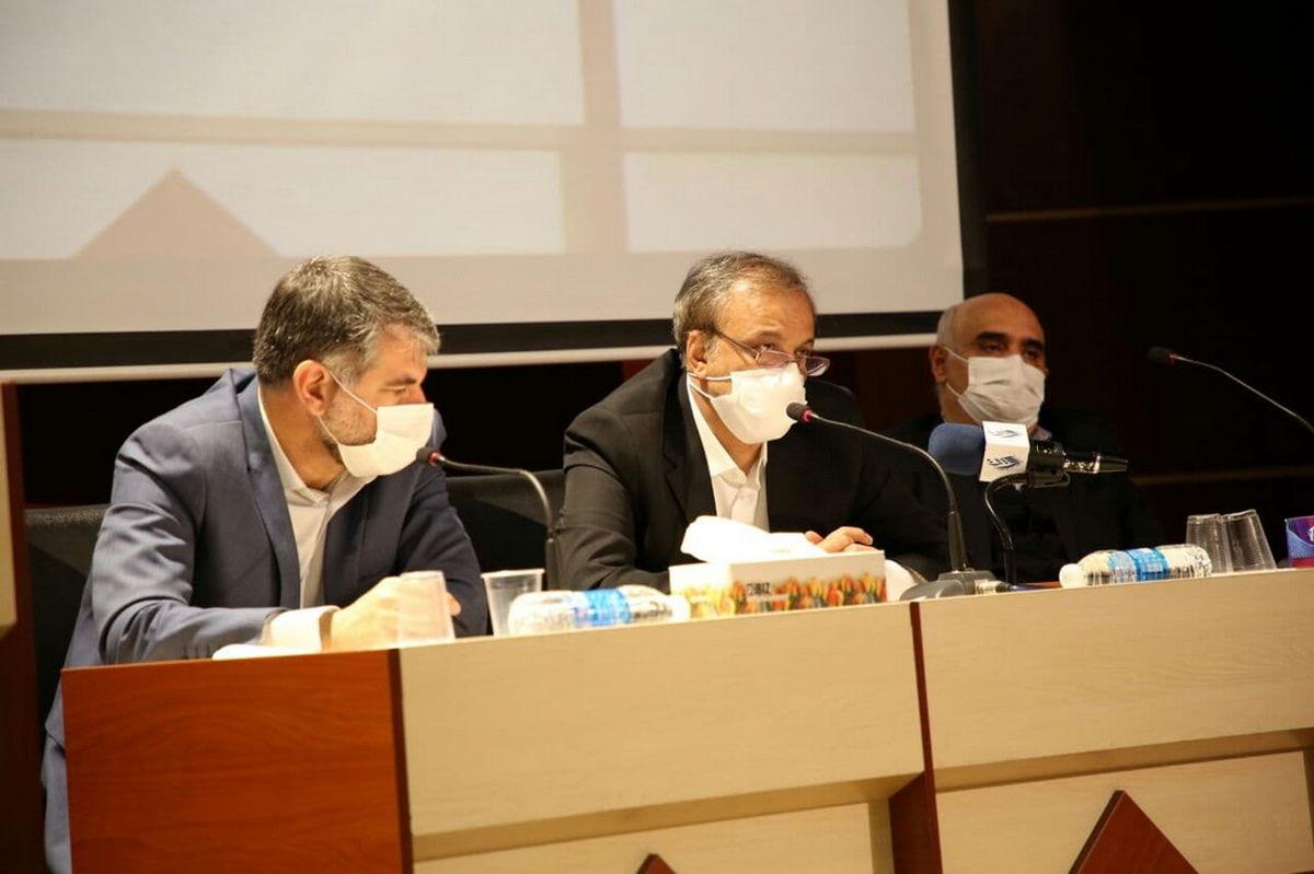 اقدامات وزارت صمت در حمایت از تولید