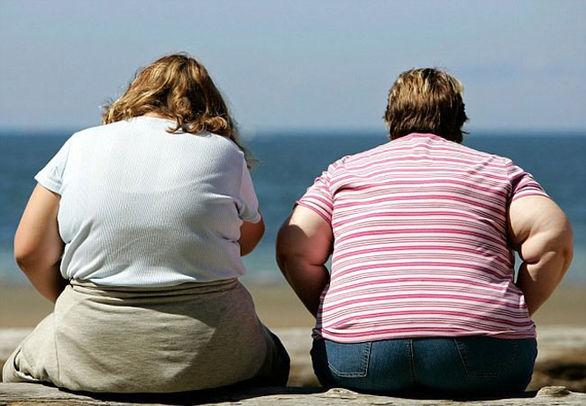 وضعیت نگران کننده چاقی در ایرانیان