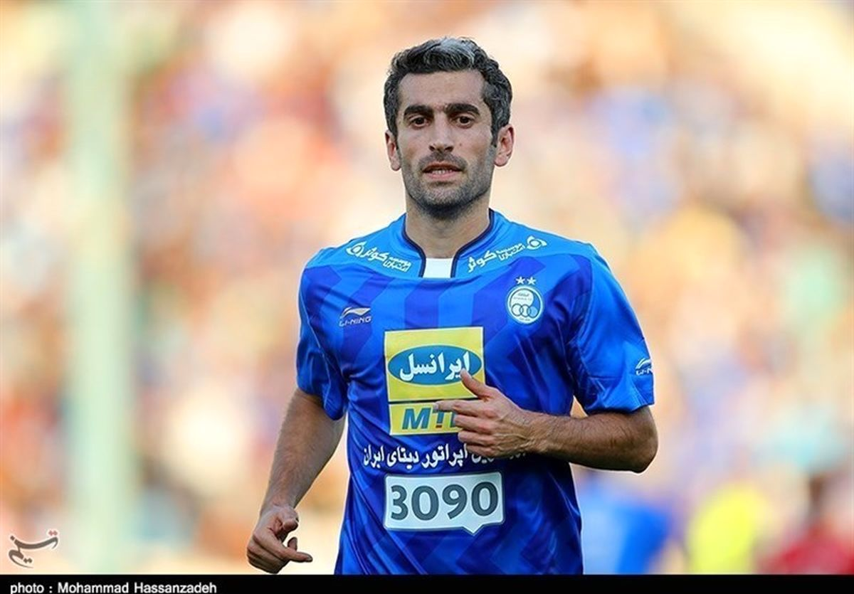 بیوگرافی مجتبی جباری بازیکن فوتبال + تصاویر