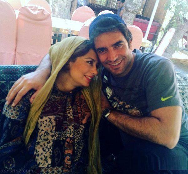 عکس های عاشقانه یکتا ناصر در کنار منوچهر هادی