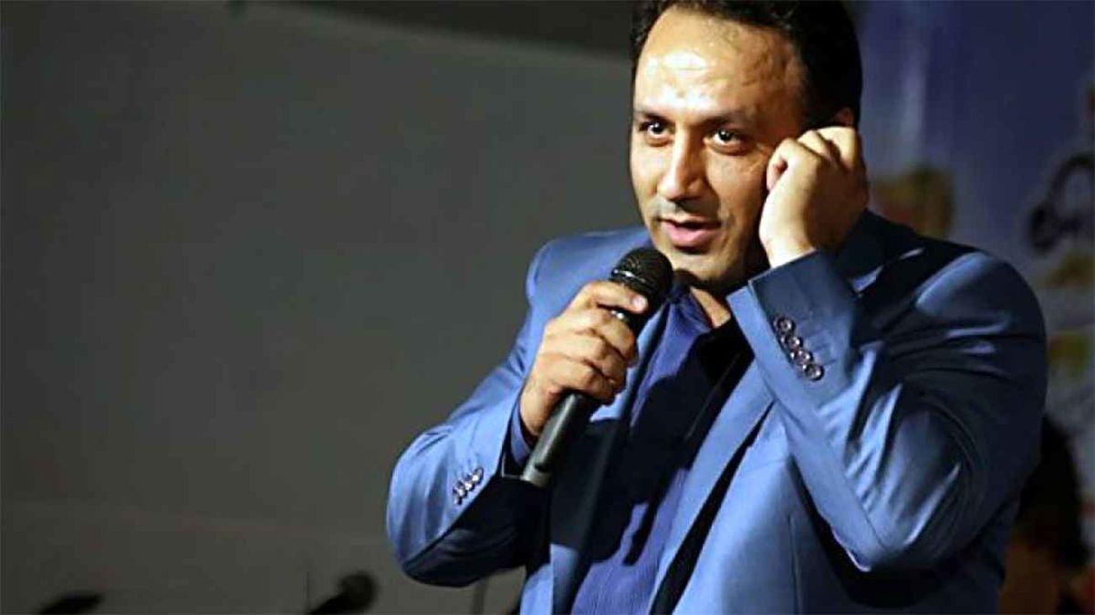 سید مرتضی حسینی مجری معروف به تلوزیون بازگشت