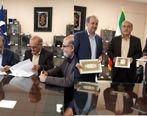 امضای تفاهم نامه مشترک معدنی در قالب اکوسیستم کارآفرینی کافه معدن و معدن فناور