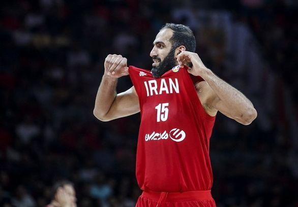 حدادی موثرترین بازیکن ایران شد