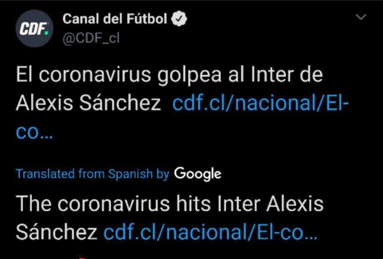 فوتبالیست مشهور کرونا گرفت