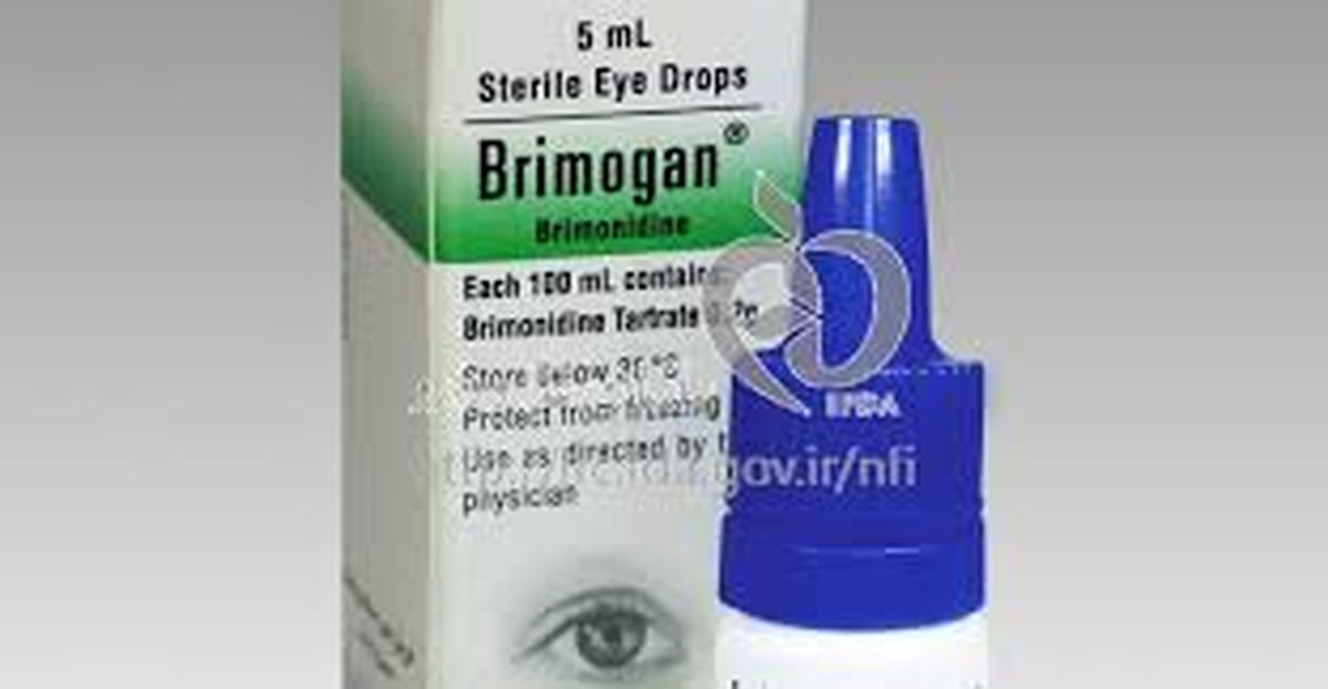 داروی بریمونیدین چیست؟ + موارد مصرف