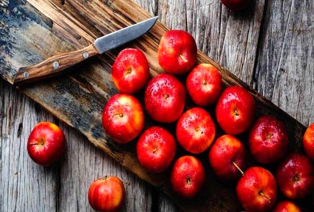 اگر هر روز یک عدد سیب بخورید چه اتفاقی می افتد؟