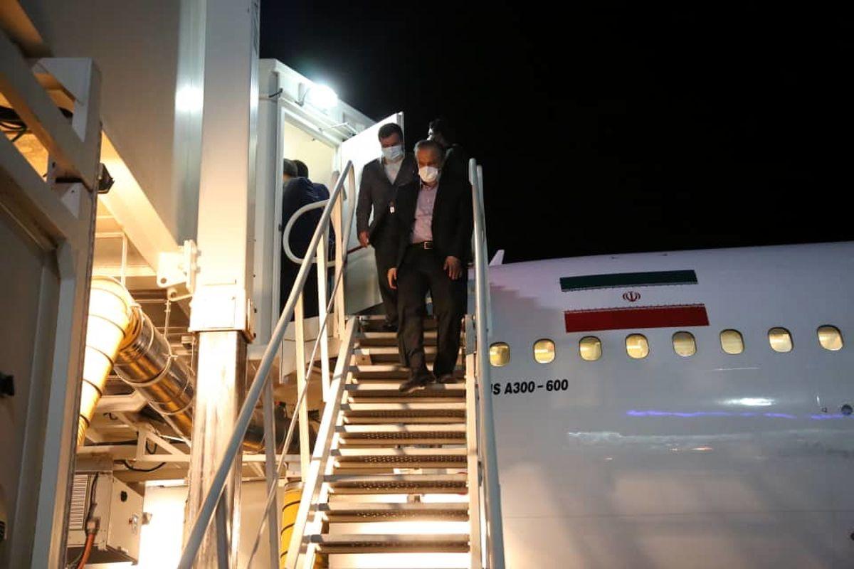 آغاز برنامه های سفر وزیر صمت به استان کرمان