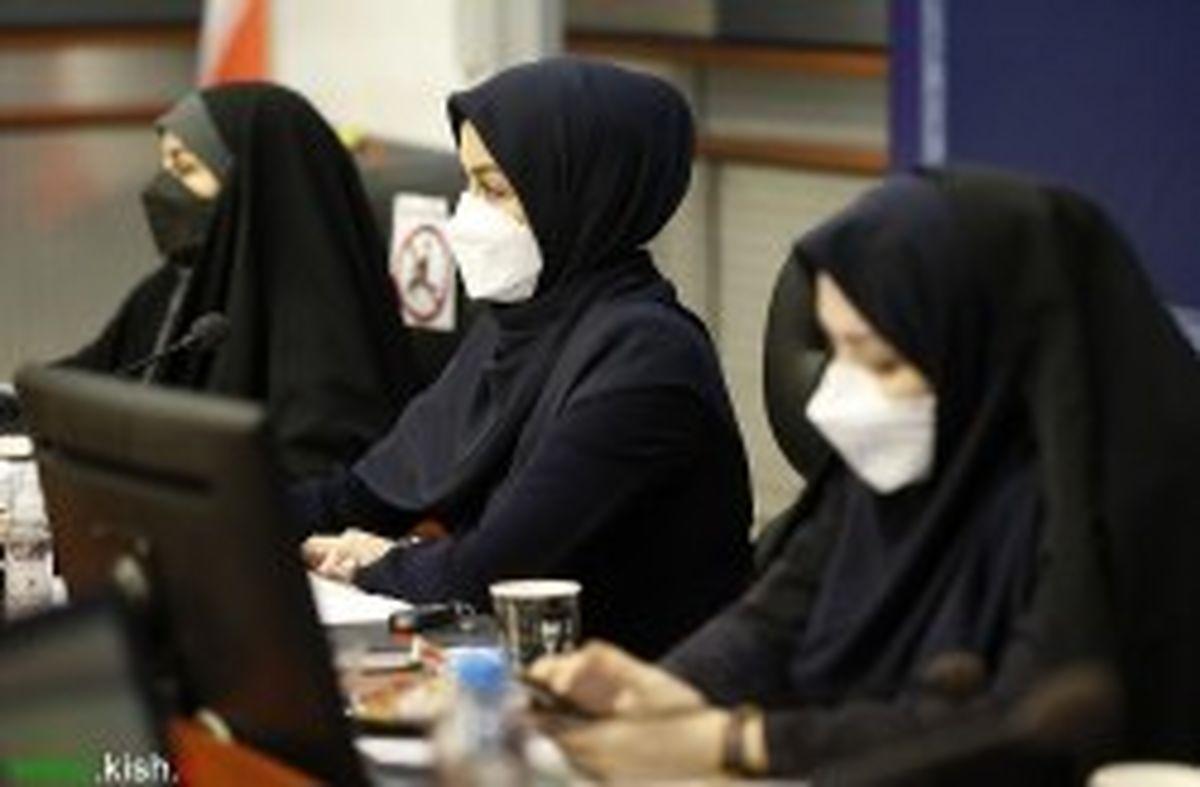 برگزاری جلسه هم اندیشی تنظیم سند ارتقاء وضعیت زنان و خانواده در کیش