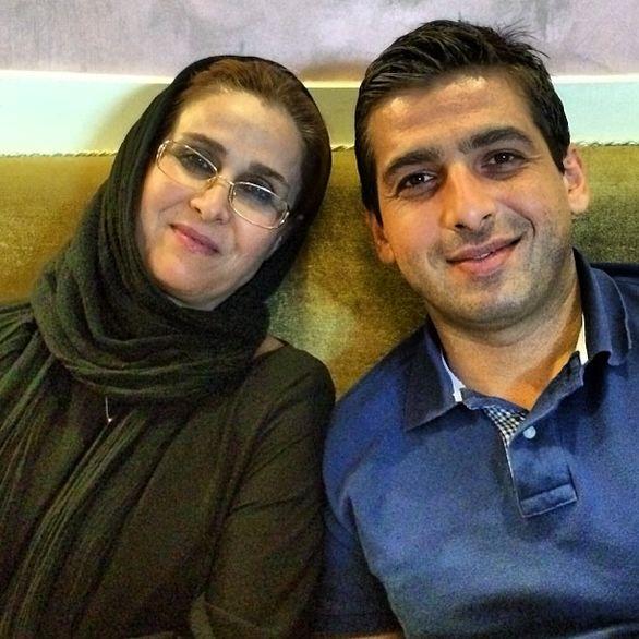 اولین عکس از همسر دوم بازیگر مرد ایرانی همه را غافلگیر کرد! +عکس