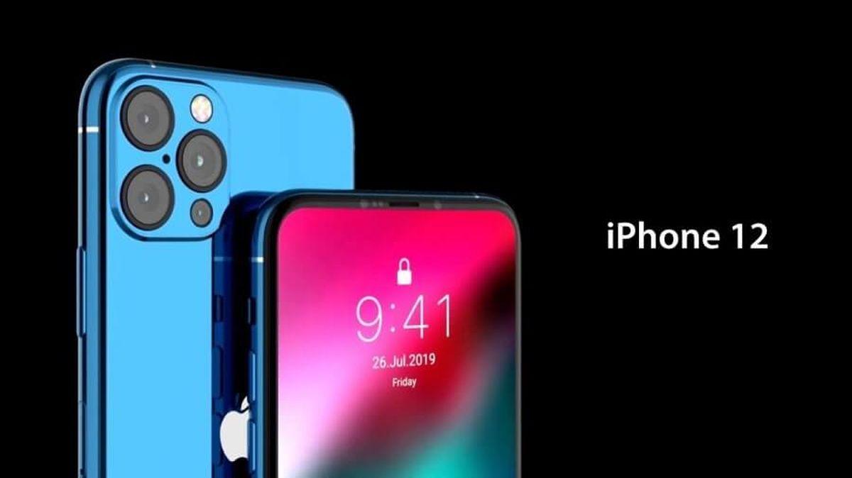 شرکت اپل از آیفون 12 رونمایی کرد + تصاویر