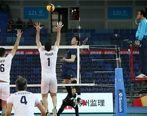 صعود تیم ملی والیبال ایران به فینال انتخابی المپیک