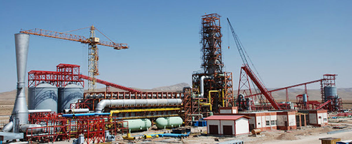 واحد فولاد سازی سفیددشت زمستان امسال افتتاح می شود