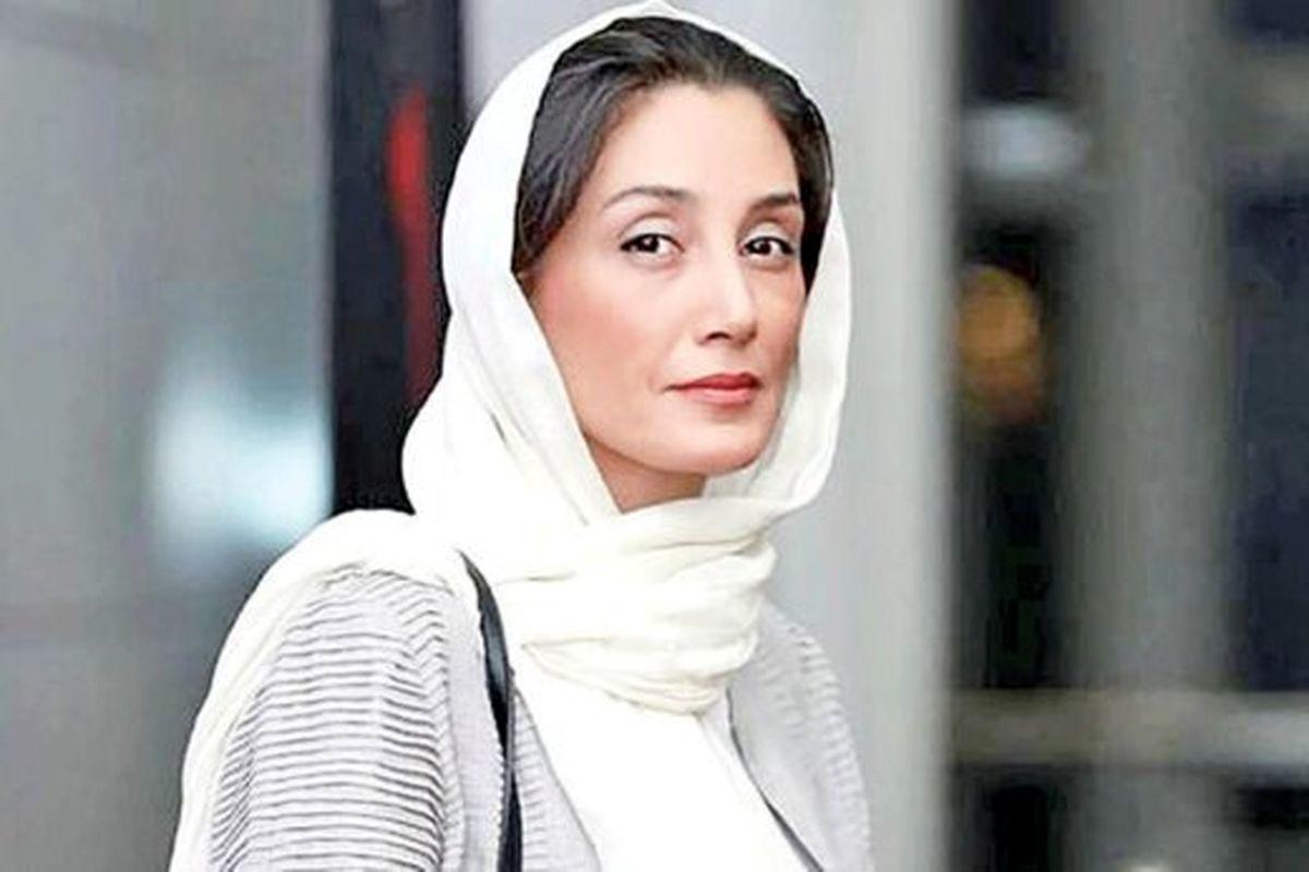 هدیه تهرانی ملکه شد   عکس