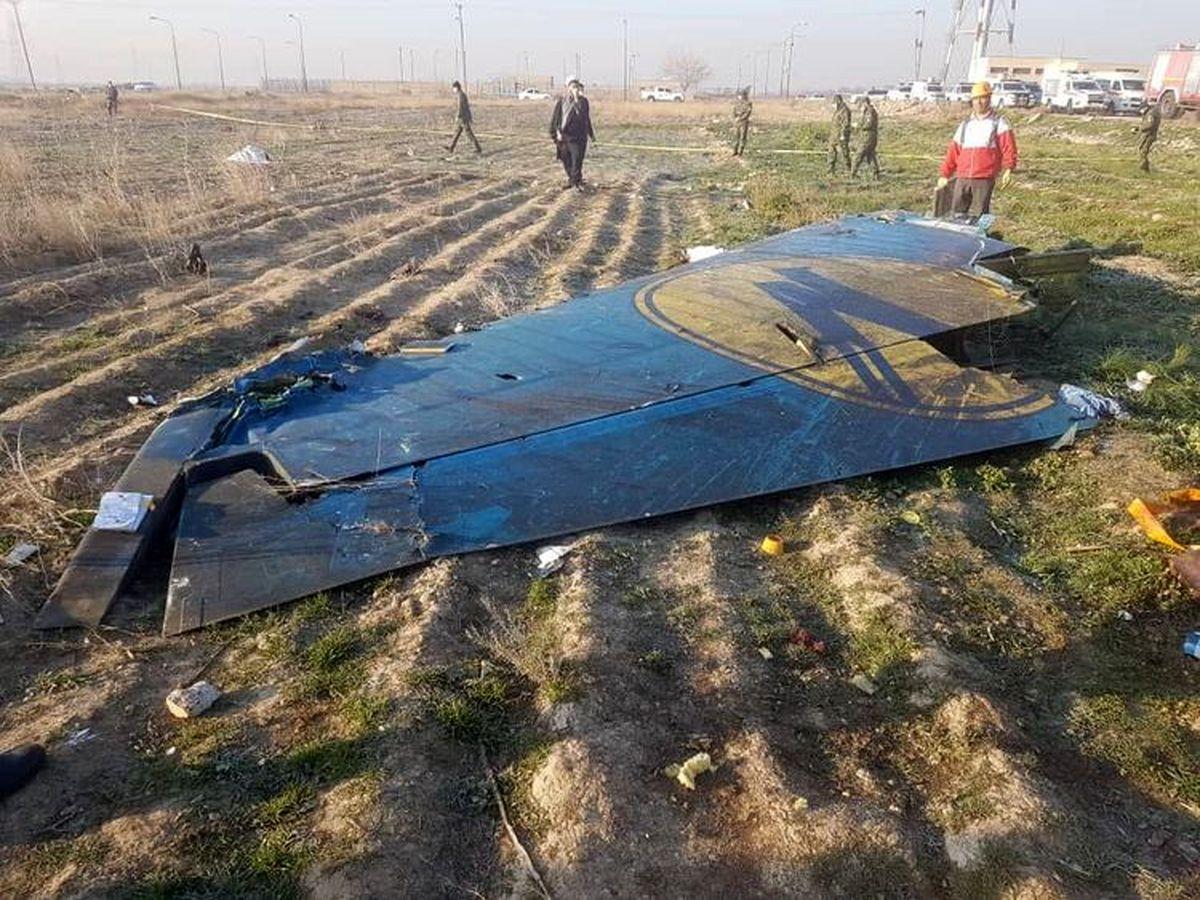 چند گمانه درباره سقوط هواپیمای اوکراینی