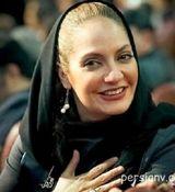 مهناز افشار به شکلی عجیب و جنجالی قهر کرد + عکس