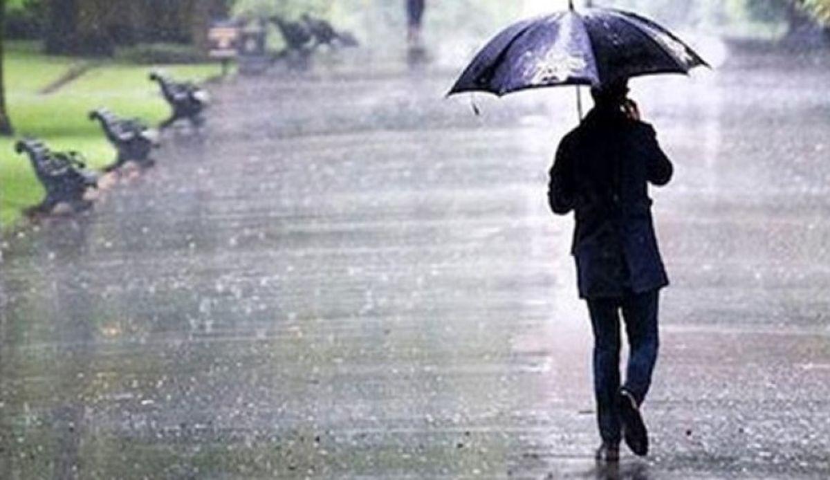 تداوم بارشها در بیشتر مناطق کشور