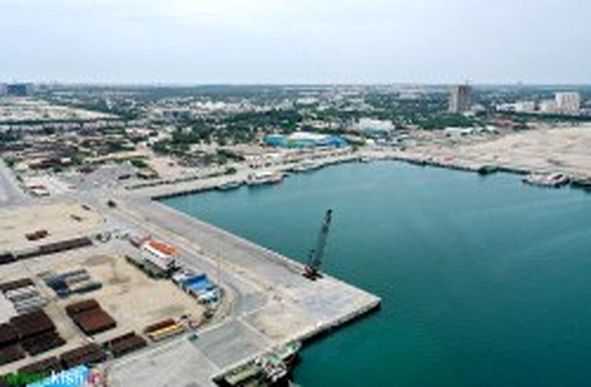 بندر تجاری کیش شاهرگ حیاتی اقتصاد جزیره و حمل و نقل کالا به کیش