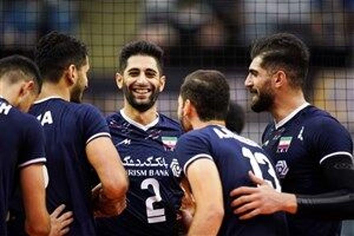 نتیجه والیبال ایران و ژاپن | جزئیات قهرمانی ایران در لیگ والیبال آسیا