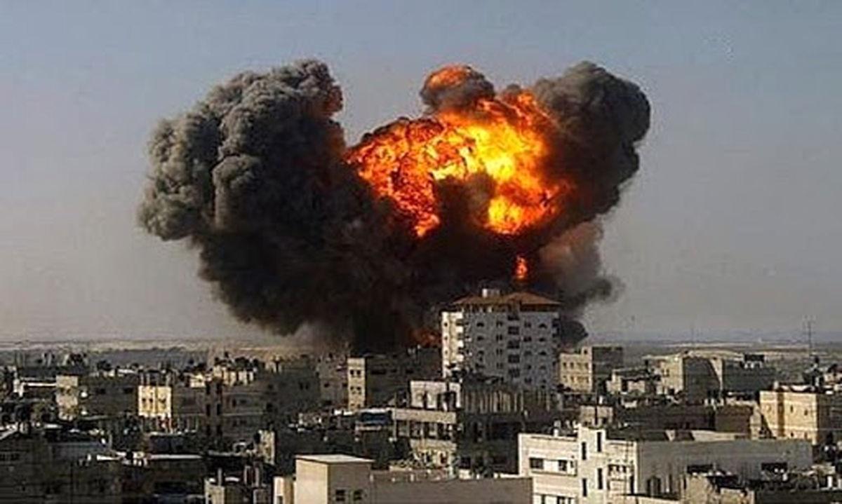 فوری/ انفجاری هولناک در اهواز که باعث وحشت مردم شد+عکس
