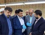افتتاح خط تولید ماسک تنفسی به سفارش شرکت فولاد خوزستان