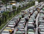 نبود ترافیک در بزرگراههای شهر تهران