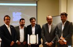 قدردانی از نمایندگان برتر بیمه سرمد استان یزد