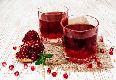 آب انار و چای سبز ویروس کرونا را غیرفعال میکنند
