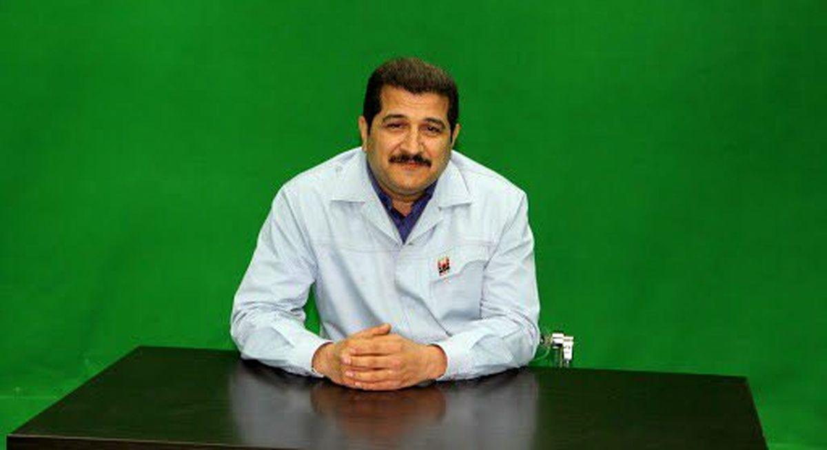 پیام تسلیت مدیرعامل شرکت توسعه فراگیرسناباد درپی درگذشت مدیرعامل شرکت صنعت فولاد شادگان